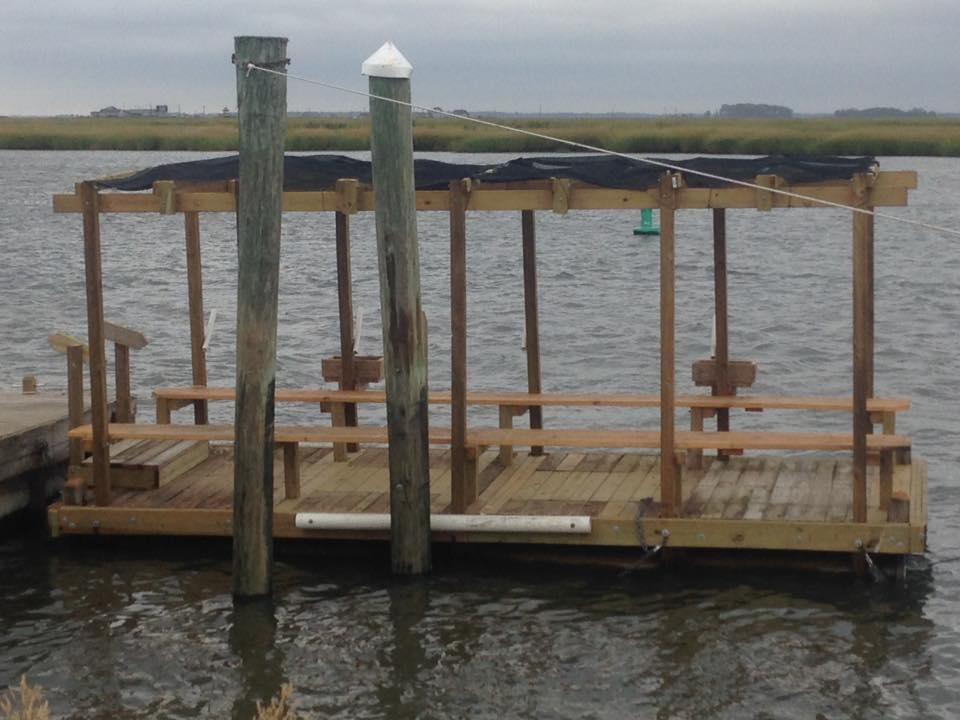 party dock